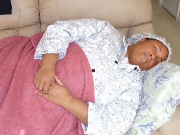 Empish Sleeping