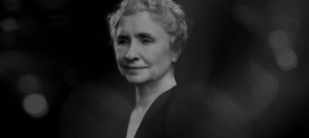 Photo of Helen Keller