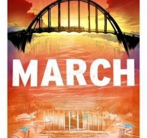 March Trilogy Book Cover