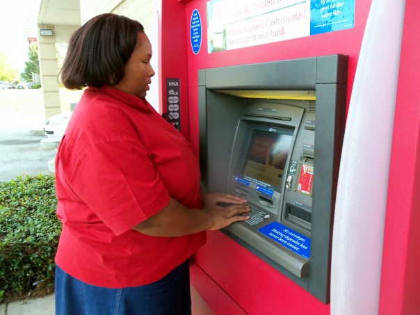 Empish at ATM